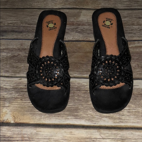 earth origins Shoes - Earth Origins Leather Sandals